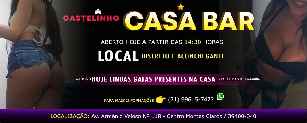 Castelinho Casa Bar