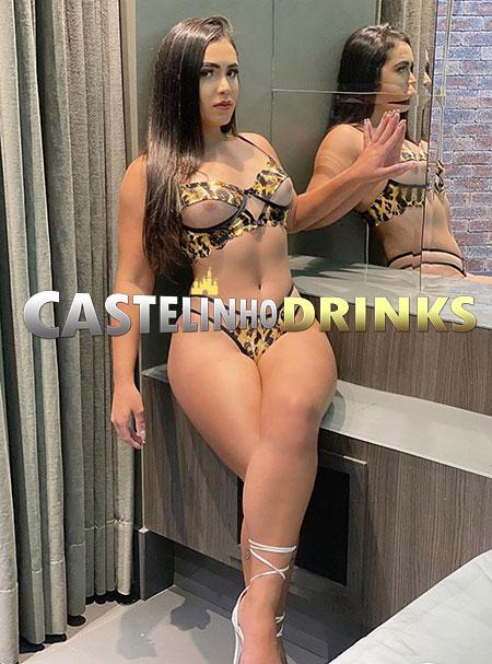Gaby – Exclusividade Castelinho Drinks